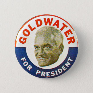 Goldwater - Button