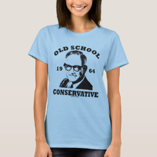 Goldwater Conservative Ladies Baby Doll (Fitted) T-Shirt