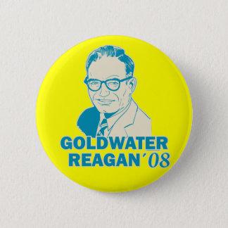 Goldwater Reagan 08 Button
