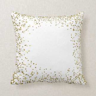 goldy conffetti cushion