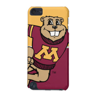Goldy Gopher iPod Touch (5th Generation) Cases