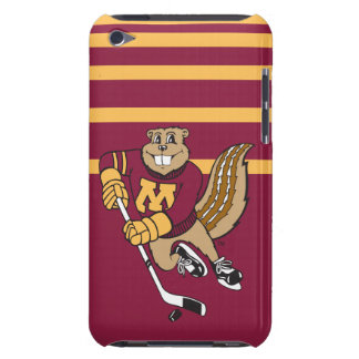 Goldy Hockey Barely There iPod Covers