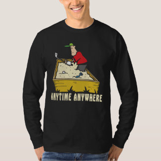 Golf Anytime Anywhere T-Shirt