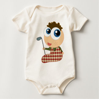 Golf Baby Bodysuit
