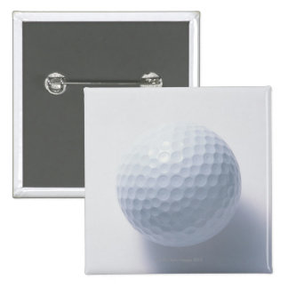 Golf Ball 15 Cm Square Badge