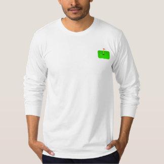 Golf Ball and Golf Flag T-Shirt
