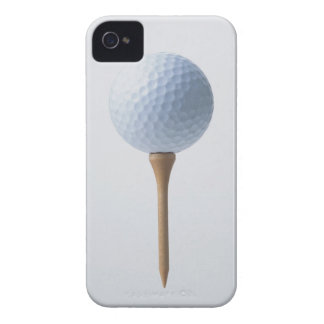 Golf Ball and Tee Case-Mate iPhone 4 Cases