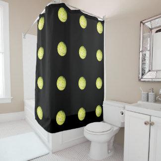 Golf_Ball,_Bathroom_Shower_Curtain Shower Curtain