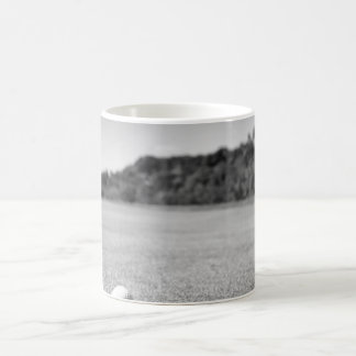 Golf Ball By Hole Coffee Mug