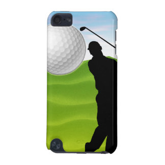 Golf Ball Coming at You iPod Touch 5G Covers