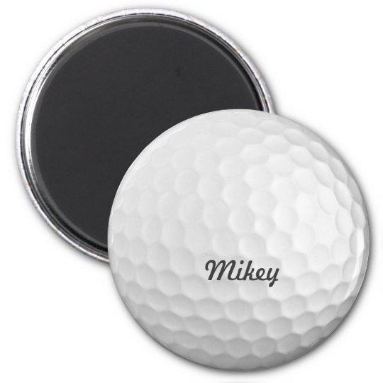 Golf Ball Customisable Magnet