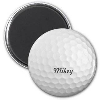 Golf Ball Customizable Magnet