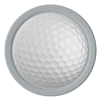 Golf Ball customizable poker chips