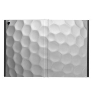 Golf Ball Dimples Texture Pattern Case For iPad Air