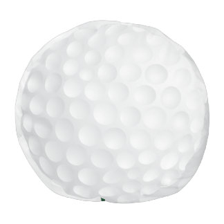 Golf ball Fun Pouf
