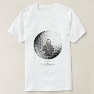Golf Ball Grim Reaper T-Shirt