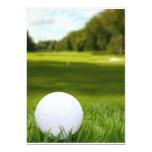 Golf Ball In Grass Announcements
