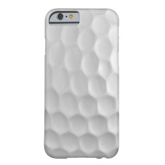 Golf Ball iPhone 6 Case Barely There iPhone 6 Case