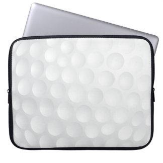 golf ball laptop sleeve