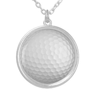 Golf Ball necklace
