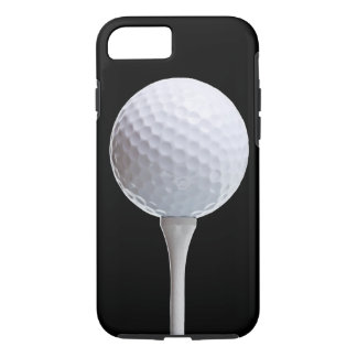 Golf Ball on Black - Customized Template iPhone 8/7 Case