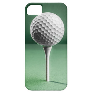 Golf Ball on Tee Barely There iPhone 5 Case