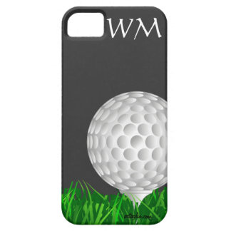 Golf ball,personalized, golf barely there iPhone 5 case
