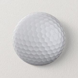Golf Ball Pin / Button Badge
