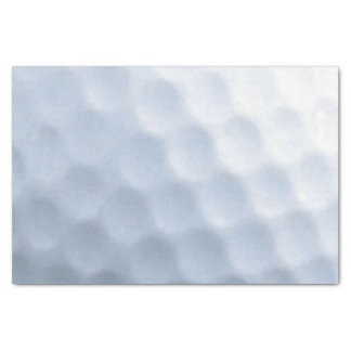 Golf Ball Print Pattern Background Tissue Paper