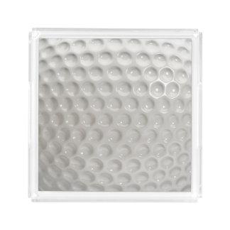Golf Ball Sport Acrylic Tray