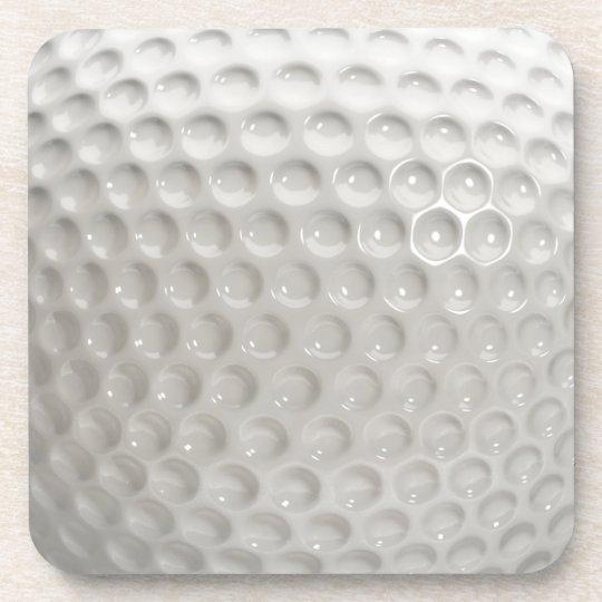 Golf Ball Sport Coaster