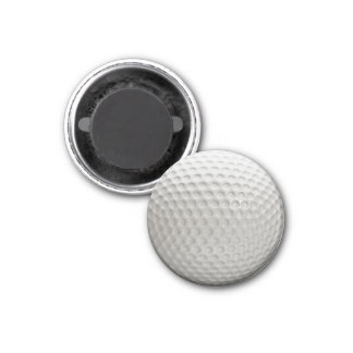 Golf Ball Sport Makes a great game for parties Magnet