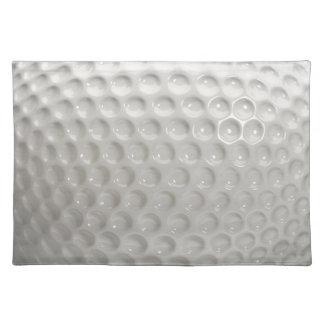 Golf Ball Sport Placemat