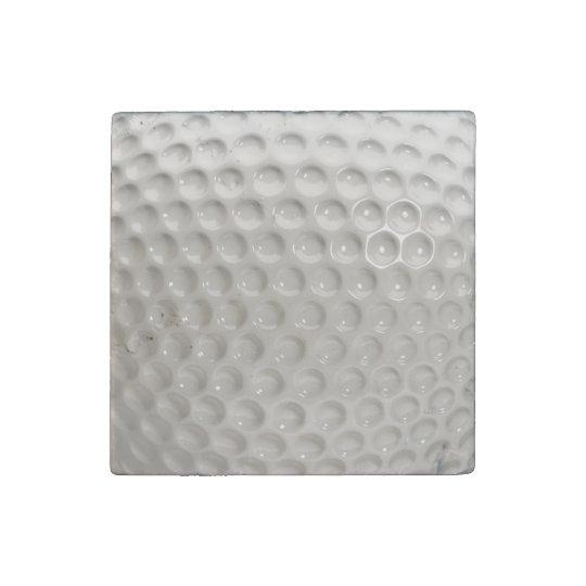 Golf Ball Sport Stone Magnet