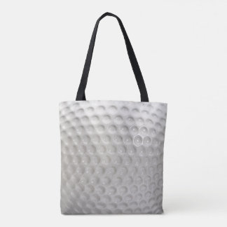Golf Ball Sport Tote Bag