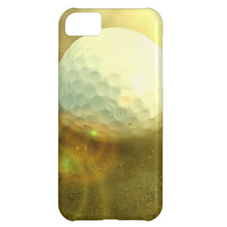 Golf Ball Stuck in the Mud Case For iPhone 5C