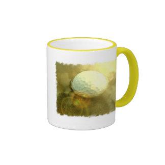 Golf Ball Stuck in the Mud Coffee Mug