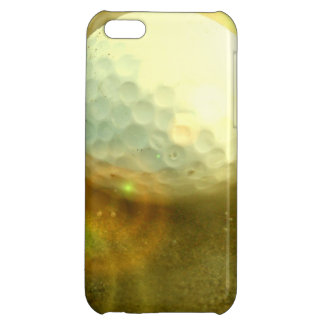 Golf Ball Stuck in the Mud iPhone 5C Cases