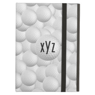 Golf Balls custom cases Case For iPad Air