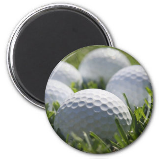 Golf Balls Magnet