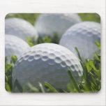Golf Balls Mouse Pad