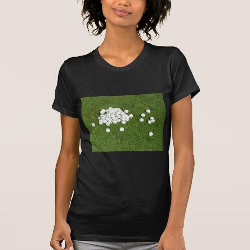 Golf Balls T Shirt