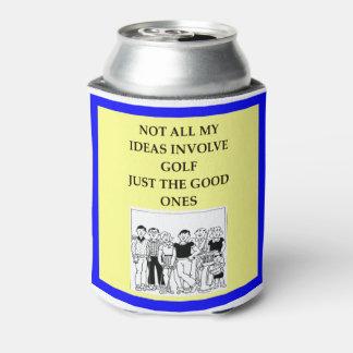 golf can cooler