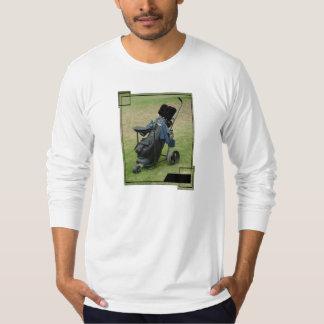 Golf Cart Bag Men's Long Sleeve T-Shirt