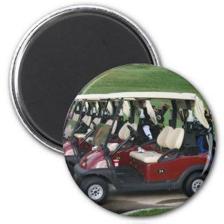 Golf Cart Magnet
