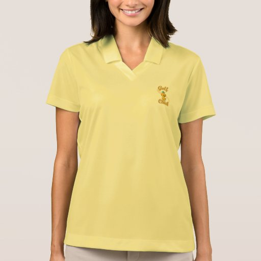 Golf  Chick T Shirts