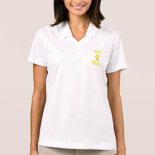 Golf  Chick Shirts