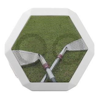 Golf Club Design White Boombot Rex Bluetooth Speaker