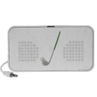 Golf Club Mp3 Speaker
