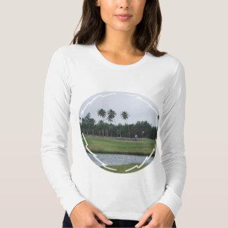 Golf Country Club Long Sleeve T-Shirt